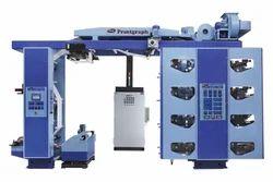 Flexographic Printing Machine Four Color