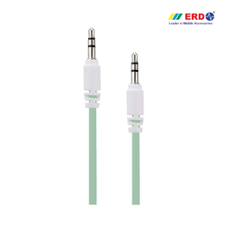 Aux Cable - Green