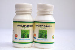 Wheat Grass Anti Aging Capsules