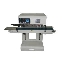 Continues Pouch Sealer Big Size Vertical