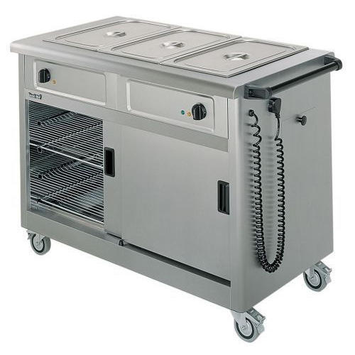 Industrial Kitchen Hire: Food Trolley Manufacturer From Delhi
