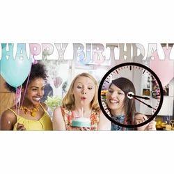 Happy Birthday Desktop Clock