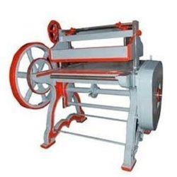 Gearless Paper Sheet Cutting Machine