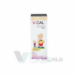 Calcium Vitamin D3 Suspension