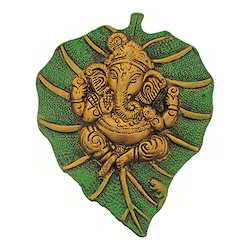 Antique Look Metal Wall Hanging Lord Ganesha Decorative Gift