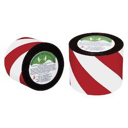 Red Silver Stripe Flash Bird Scare Tapes