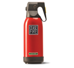 CLEAN AGENT BASED FIRE EXTINGUISHER
