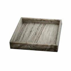 Designer Marble Tray