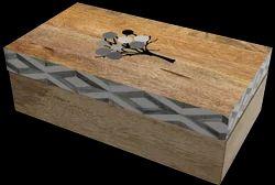 Resin Boxes, Home Decor Boxes, Tree Box