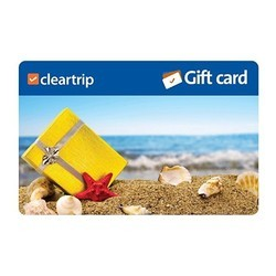Cleartrip - E-Gift Card - E-Gift Voucher