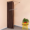 Curtain Rod for Dressing or Changing Room