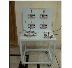 Computerized Pressure Measurement Bench