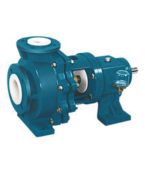 Teflon Lined Centrifugal Pump