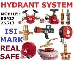 Fire Hydrant System Commissioning