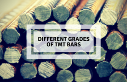 WHAT ARE THE DIFFERENT TYPES OF TMT BARS?