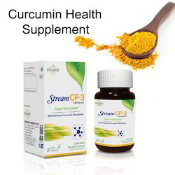 Curcumin Health Supplement