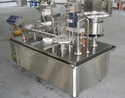 Vial Filler Cap Sealer Machine