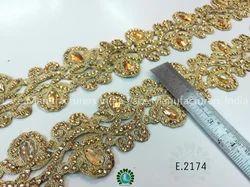 Embroidered Lace E2174