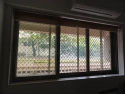 25 MM Slim System Aluminium Sliding Window