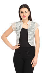 Ladies Net Shrug