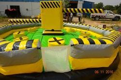 Wipe Out & Inflatable Melt Down