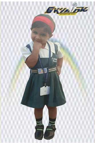 Girls School Uniform Manufacturer from Mumbai