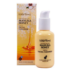 Manuka Honey Facial Cleanser