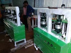 Betel Leaf Plate Making Machine