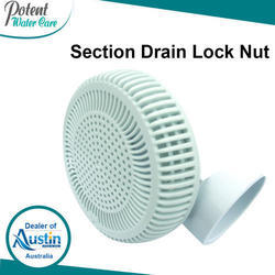 Section Drain Lock Nut