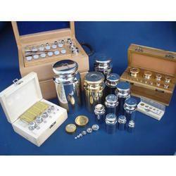 Calibration Weight Box E1, E2
