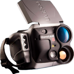 Combined Infrared And Corona Imaging Camera - Corocam 8
