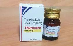 100mcg Thyroxine Sodium Tablet IP