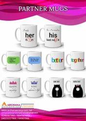 Digital Ceramic Mugs
