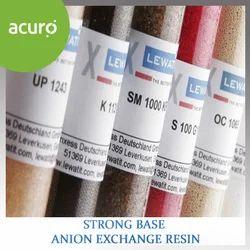 Lewatit ASB1P : Type I, Strong Base Anion Exchange Resin