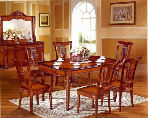 Dining Table Luxury Wooden Dining Table Manufacturer