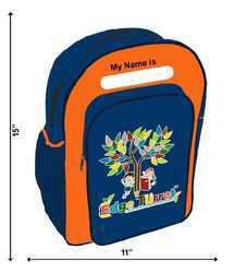 Fancy Customised School Backpack