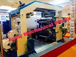 4 Color Printing Machine