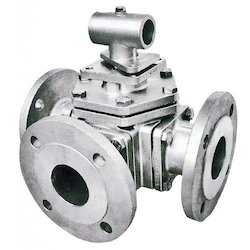Flanged Ports Stainless Steel Strainer