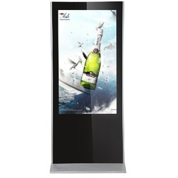 Virtual Customized Dressing Room Kiosk