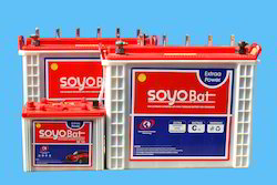Lead Acid Tubular Batteries