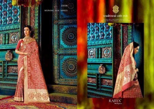 Rajtex Kanchna Silk Designer Saree