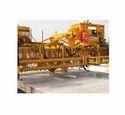 Fixed Form Concrete Paver Machine