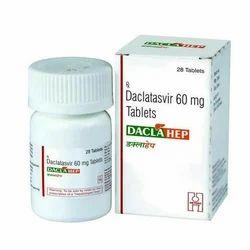 Daclahep Tablets 60mg