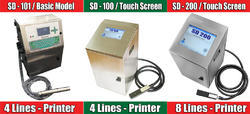 SD 100 Inkjet Printer
