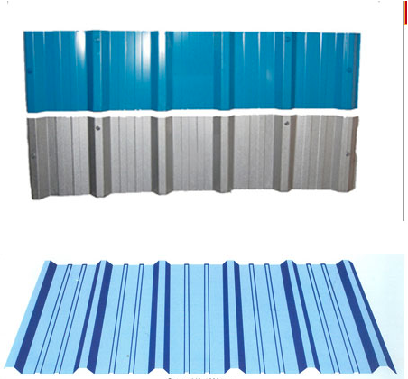 Roofing Sheets Hi Rib Roofing Sheets Manufacturer From Faridabad