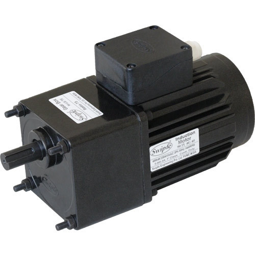 40 Watt Reversible Geared Motor With Terminal Box