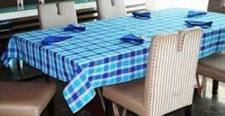 Dyed Yarn Table Cloth