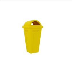China 240l Plastic Trash Cans