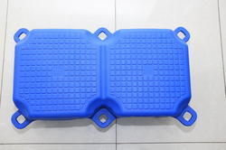 HDPE Plastic Pontoon Floating Jetty