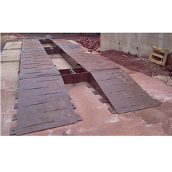 Electronic Road Weighbridge